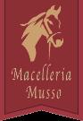 Macelleria carne equina Musso Torino Logo